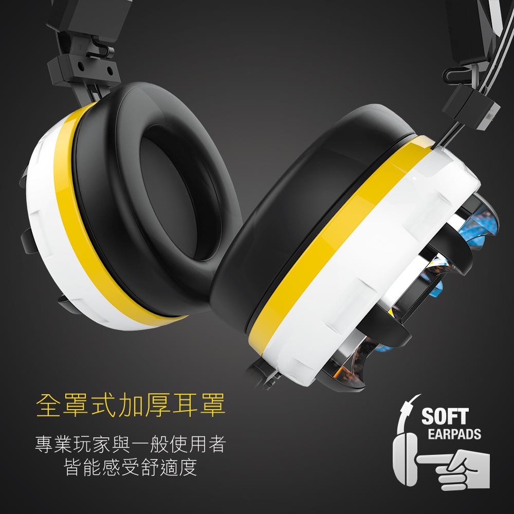 CH3電競耳機