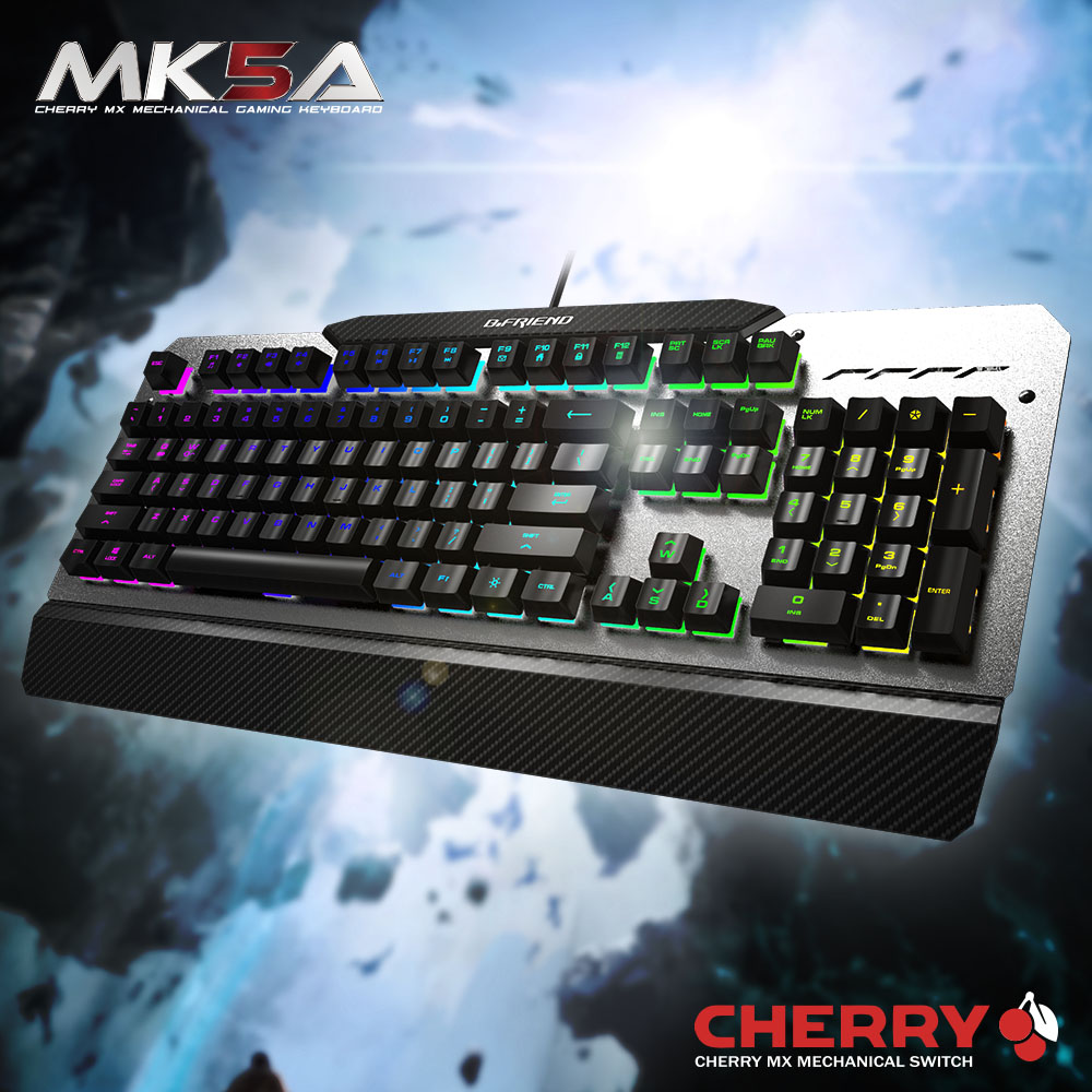 MK5A,機械軸,cherry軸,紅軸,青軸,茶軸,keyboard